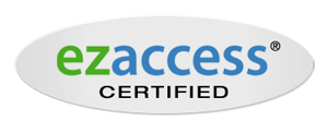 An EZ Access certified, self service kiosk helps ensure a safer harbor for those concerned with ADA and Section 508 compliance.